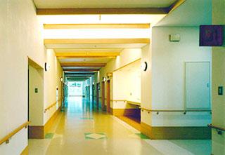 2階療養室