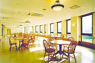 2階食堂兼ディルーム
